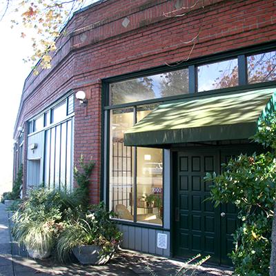 William Zimmerman Architects office