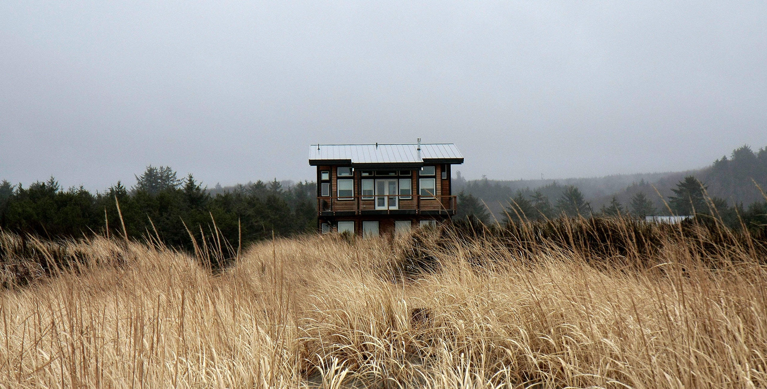 Writer's Retreat, William Zimmerman Architects