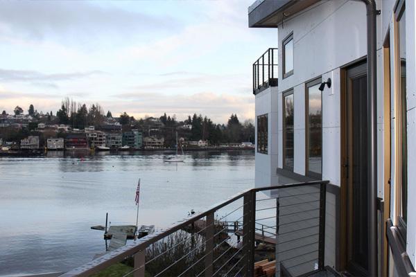 Salmon Bay Residence