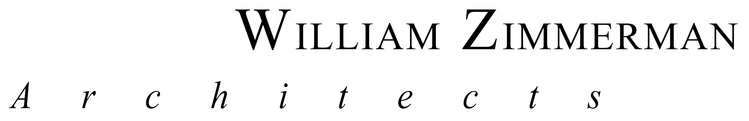 William Zimmerman Architects | Thoughtful design and superior service