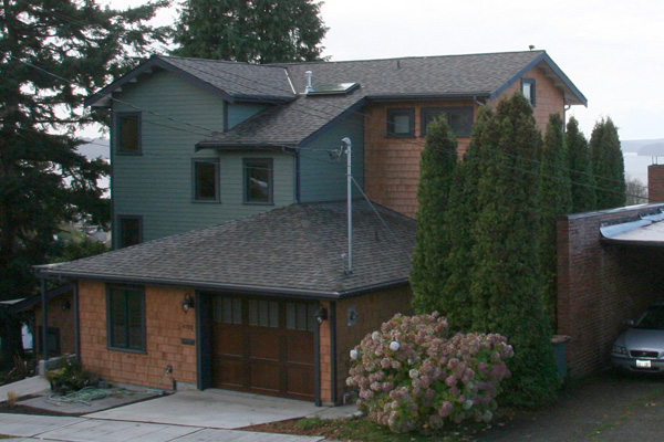 West Seattle Home