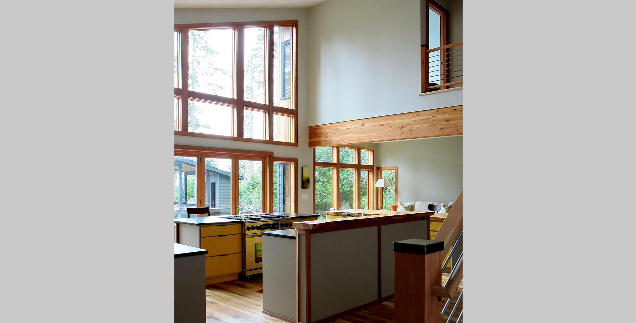 Sara Jones Residence - Whidbey Island, WA